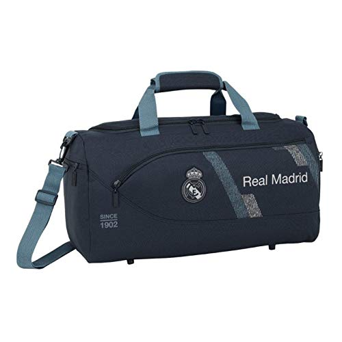 Safta- Bolsa De Deporte Real Madrid, Multicolor, Unica (711834553)