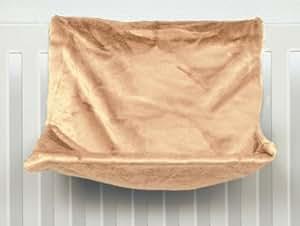 Trixie 43201 Liegemulde für die Heizung, 48 × 26 × 30 cm, beige