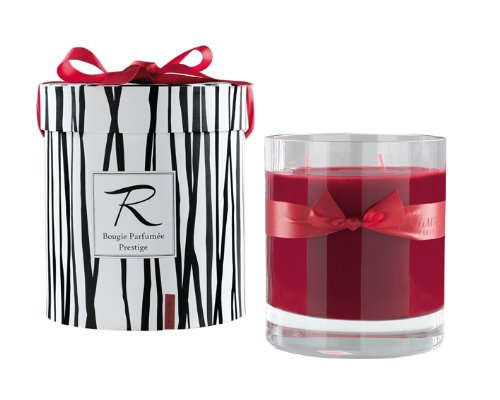 Rigaud BPT128830 - Candela Prestige Cythère, Colore Rosso
