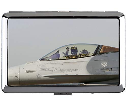 14 Zigarettenetui, Air Force Tiger Flugzeuge Zigaretten 14tlg - Vuitton Louis Köln