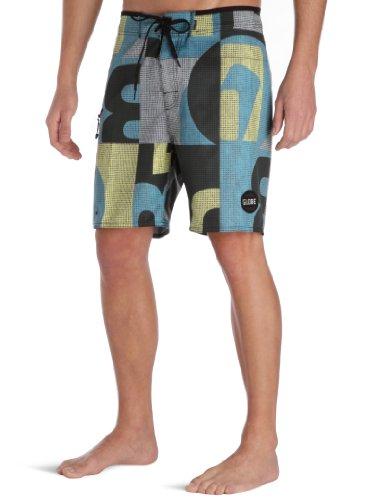 """Globe Quadratic Boardie 19"""" Boardshorts homme Ocean"""