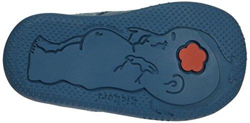 Kickers - Billista, Scarpe da ginnastica Unisex – Bambini Blu (Blau (53))