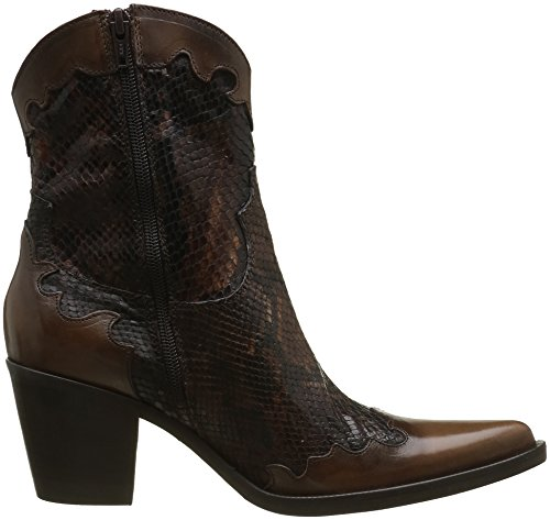 Donna Piu Damen 8356 Enea Stiefel & Stiefeletten Braun - Marron (Air Brandy/Diamond Bruciato)