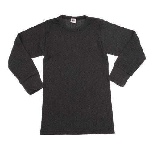 FLOSO – Camiseta básica/interior térmica de manga larga para Niños/Niñas Unisex