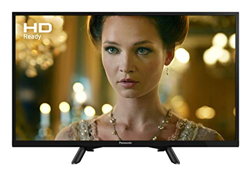 Panasonic TX-32ES400B 32-Inch Widescreen 720p HD Ready Smart LED TV with Freeview HD (2017 Model) (Certified Refurbished)