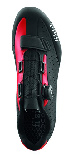 Boa Black Shoes Fizik Red R5 uomo Cycling Road fxgCw6Aq