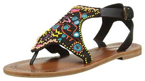 Antik Batik - Saporta, Infradito Donna Multicolore(Multico)