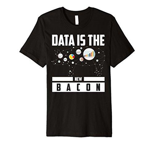 Daten ist der neue Speck Shirt | niedliche Intelligence Expert Geschenk