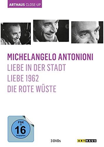 Bild von Michelangelo Antonioni - Arthaus Close-Up [3 DVDs]