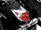 Heckbremse Licht Abdeckung Chrom Yamaha XVS950 Midnight Star (V-Star 950)