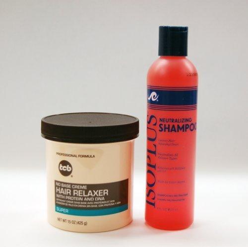 isoplus-neutralizing-shampoo-8oz-tcb-hair-relaxer-super-15oz-combo-by-isoplus-tcb