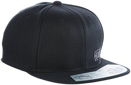 Hurley-Cappellino da uomo Original 110Snapback, Uomo, Cap Original 110 Snapback, Black, Taglia unica