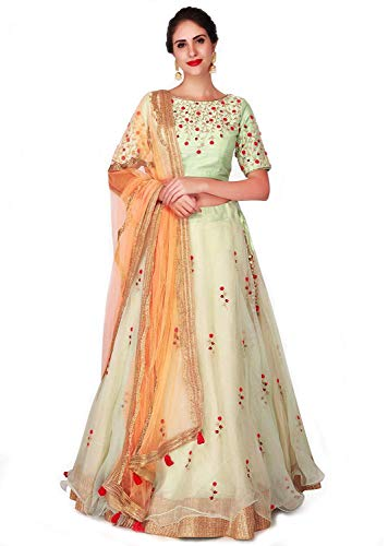 Omkar Fab Lehenga for women party wear Lehenga choli for wedding function for women gowns for girls party wear 18 years latest choli collection 2018 Lehenga for girls
