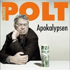 Apokalypsen Audiobook Audio CD von Gerhard Polt Autor