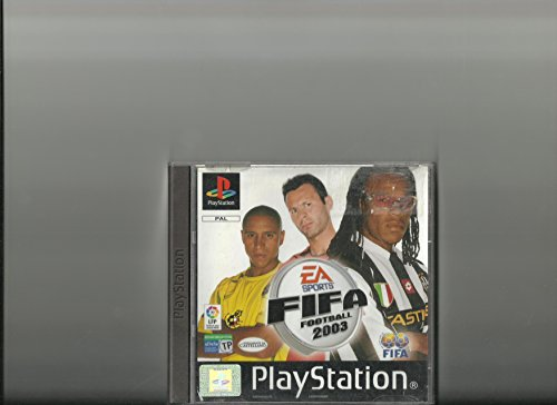 Fifa Football 2003 Play Station