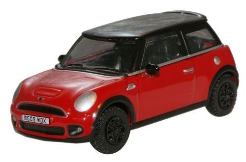 oxford-new-mini-chilli-red-176-scale-diecast-model