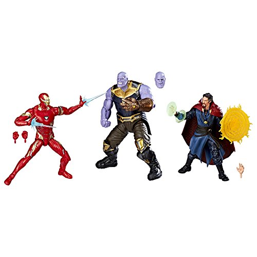 Hasbro Marvel Studios: The First Ten Years Avengers: Infinity War Figure 3-Pack