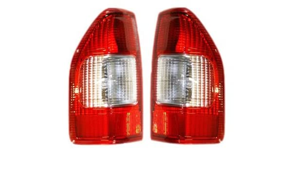 03-06 Isuzu D-Max//Danver//Rodeo TFS54//TFS77 Pair Of Rear Tail Lamps R//H+L//H