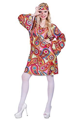etro Kleid Cosplay Kostüm 1960er Jahre Stage Performance Outfit Damen ()