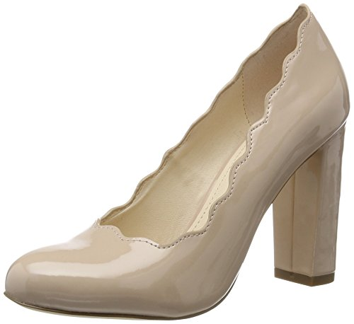 Another Pair of Shoes Pacee1, Scarpe con Tacco Donna Beige (Nude98)