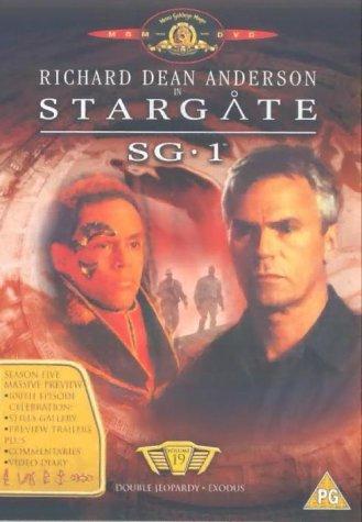 Bild von Stargate S.G -1: Season 4 (Vol. 19) [DVD] by Michael Shanks