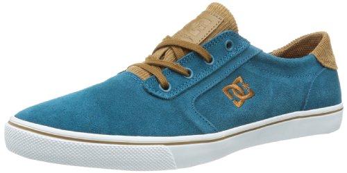 DC  GATSBY 2 LE, chaussures basses à lacets femme Bleu - Blau (OCN DEPTHS)