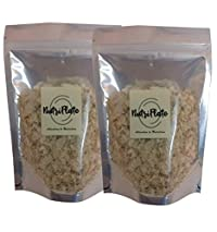 Nutriplate Jawar Flakes| Rich in Zinc, Folic Acid, Iron & Calcium (250 gm - Pack of 2)