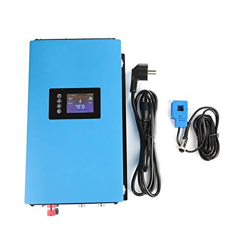 Wechselrichter, 1000W / 2000W Solar Power Grid Tie Wechselrichter mit Limiter 110 / 220V EU Stecker(# 5)
