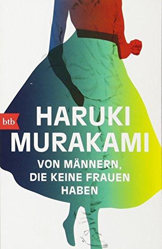 Buchseite und Rezensionen zu 'Von Männern, die keine Frauen haben' von Haruki Murakami