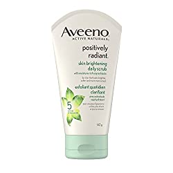 Aveeno, Cleansers Skin Brightening Daily Scrub Tube, 5 oz