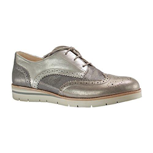 Gabor Comfort lacci scarpa Grigio (grigio)
