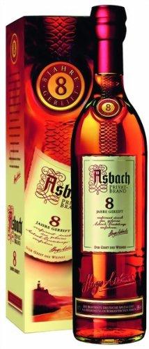 Asbach Privatbrand 8 Jahre - 0,7 Liter
