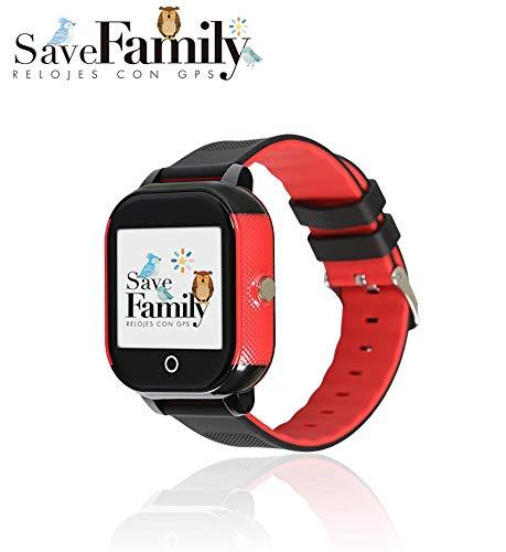 81e293decf38 Reloj con GPS para niños Save Family Modelo Junior Acuático