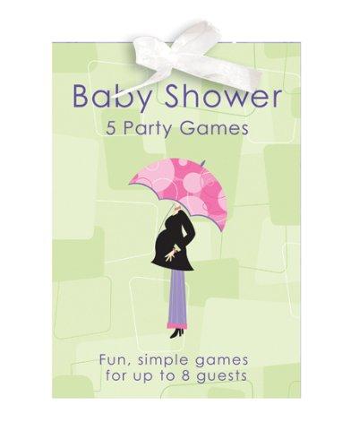 Mod Mom Baby Shower Jeu livre avec ruban