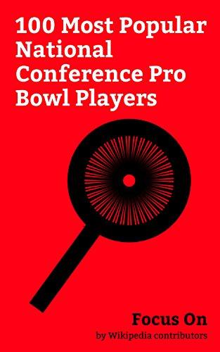 Focus On: 100 Most Popular National Conference Pro Bowl Players: Matt Ryan (American football), Tony Romo, Julio Jones, Dak Prescott, Odell Beckham Jr., ... Strahan, Randy Moss, etc. (English Edition)