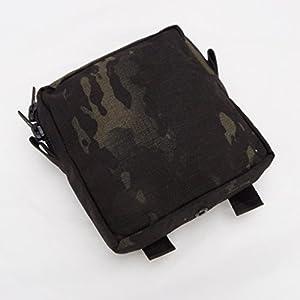 Odin systèmes Medium utilitaire 500d Molle Pouch–Multicam® Noir