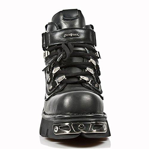 New Rock M.654-S1 Black