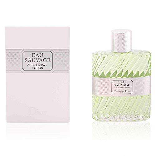 DIOR EAU SAUVAGE Aftershave flacon 200 ml