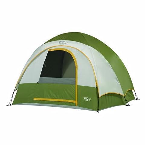 Wenzel Ponderosa 3 Person Dome Tent - Multicoloured, 7 x 7 ft