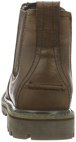 Chelsea tan Caterpillar Stoic Boots Herren Braun aqEFxwRUE