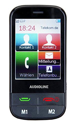 AUDIOLINE MT1000 Touchscreenhandy 2,8Z Display Not - 4