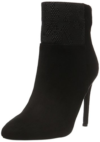 Blink Damen Alanis Kurzschaft Stiefel, Schwarz (Black 01), 40 EU (Nappa Heel Boot High Ankle)