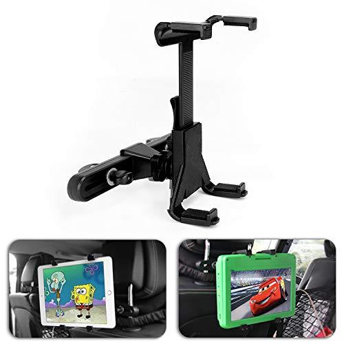 [Aktualisiert Stärken Version] POMILE Auto Kopfstützenhalterung für DVD Player, Verstellbare Autositz Kopfstütze Halterung für tragbare DVD-Player Samsung Galaxy Tab 7