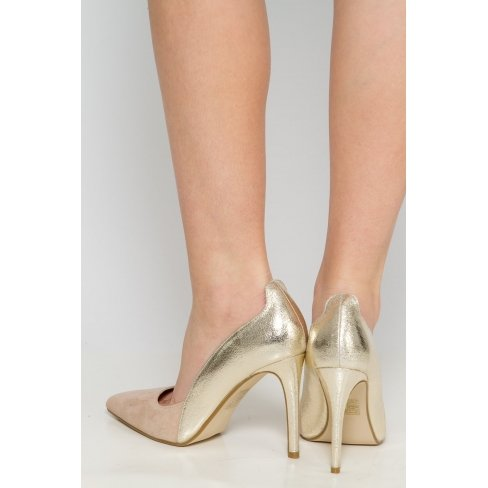Princesse boutique - Escarpins beige Beige