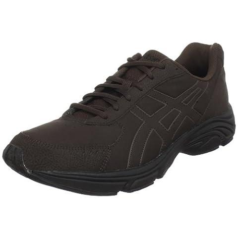 Asics Gel-Advantage Hommes US 6.5 Brun Chaussure de Marche