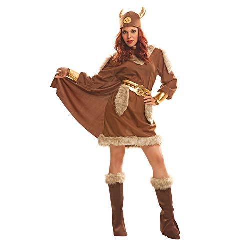 My Other Me Me - Disfraz de vikinga para mujer, XXL (Viving Costumes 201215)