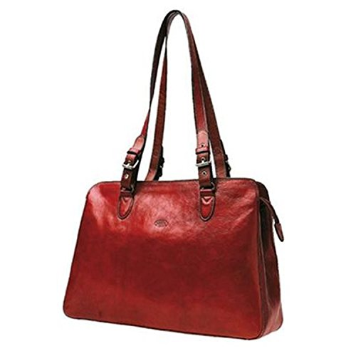 82365, Borsa a spalla donna Rosso