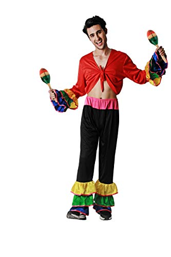 Costumizate! Brasilianisches Kostüm für Erwachsene, speziell für Kostüme und Karneval, - Kostüm Des Brasilianischen Karnevals