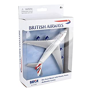 Daron RT6008 British Airways Toy