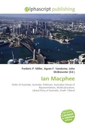 Ian Macphee